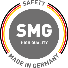 SMG (Safety made in Germany) - Logo